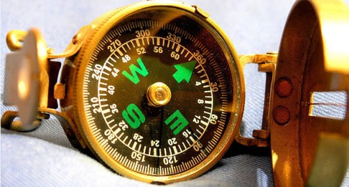 Guide Me Compass