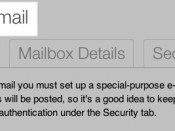 Post By Email