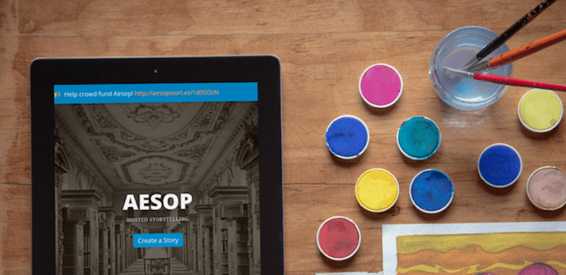 Aesop WordPress Storytelling Plugin Is Now Fully Funded