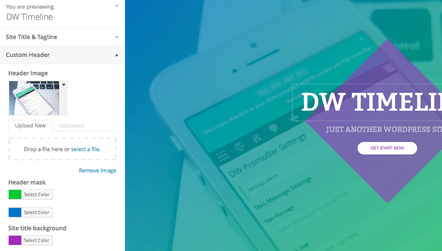 dw-timeline-header-customize