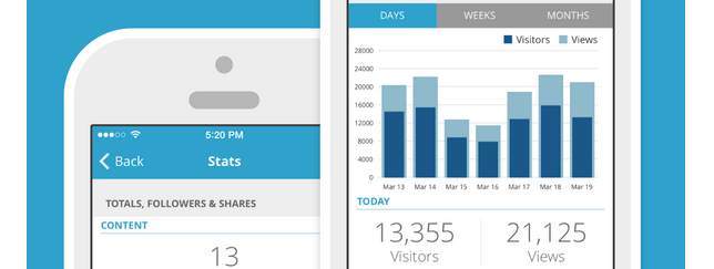 WordPress For iOS 4.0 Native Stats
