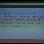 Famous Gartner Quote On Social Networks