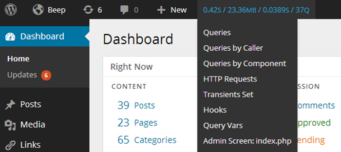 WordPress Query Monitor Plugin Crosses 10,000 Downloads