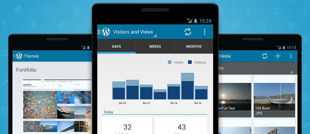 WordPress for Android 3.3 Released, Features Improvements to the Reader