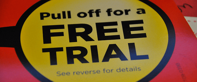 Free Trial Featured Image