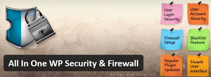 All In One WordPress Security and Firewall Featured Image