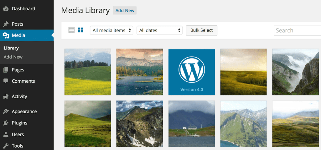WordPress 4.0 Benny Now Available for Download