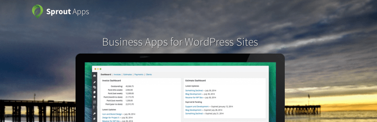 Sprout Apps Launches Free WordPress Invoicing Plugin