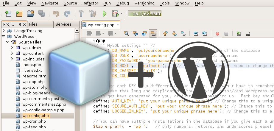 Add WordPress Coding Standards to NetBeans