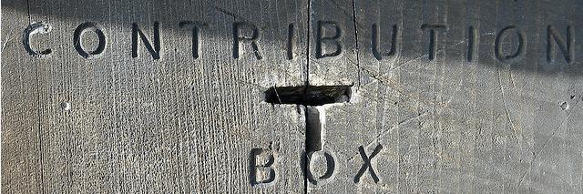 Contribution Box