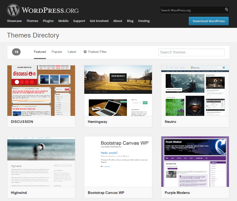 new-themes-directory