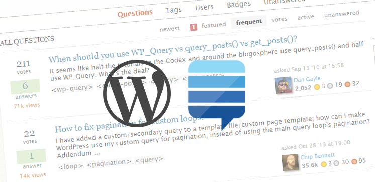 WordPress StackExchange Thrives in 2014 with 17 Million Page Views and 14K New Questions