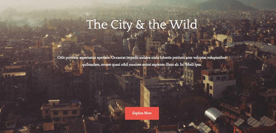 Gateway: A Free WordPress Theme Built on the Foundation Framework