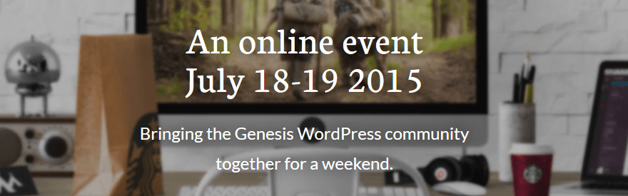 Genesis Camp Featured Image
