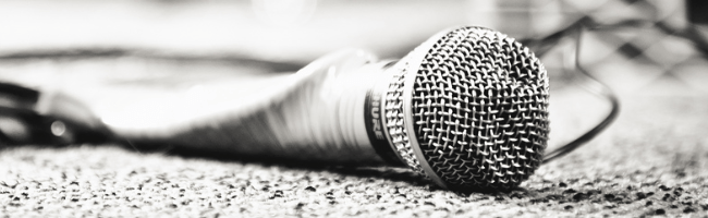 Microphone Interview Featured Image