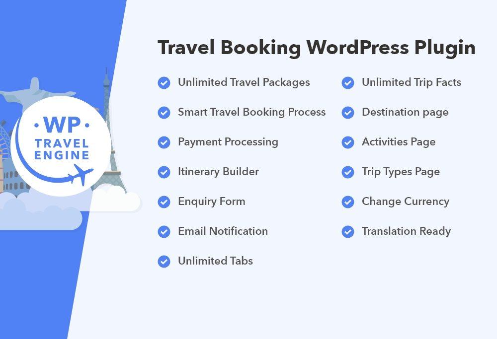 WP Travel Engine - WP Travel Engine