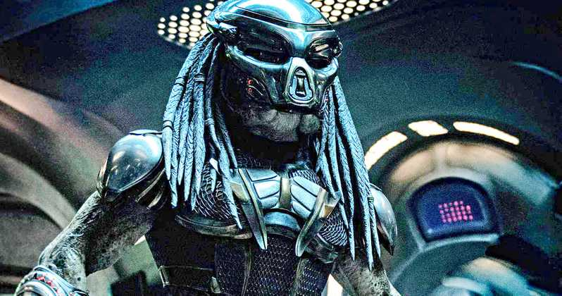 Movie Review The Predator - WPTS News - WPTS Radio