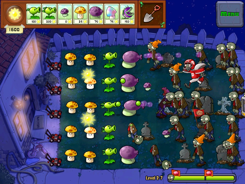 Zen Garten Plants Vs Zombies Review Plants Vs Zombies Hd