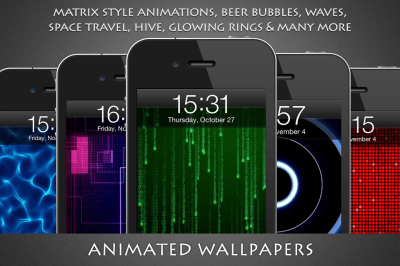 Bring Your Lock Screen To Life With Live Wallpapers - Plus, We Have Promo Codes!