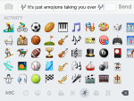 Emoji Keyboard IPhone