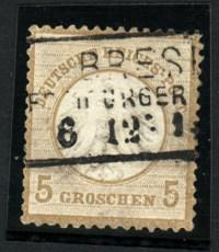 Kl. Brustschild 5 Gr. (2. Wahl, M 120 ...