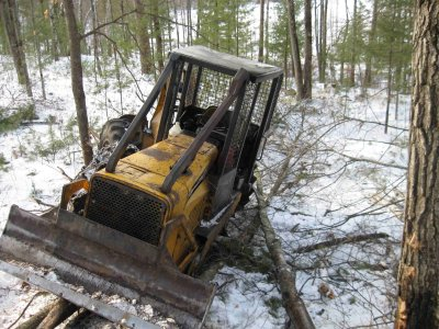Logging Equipment Accidents