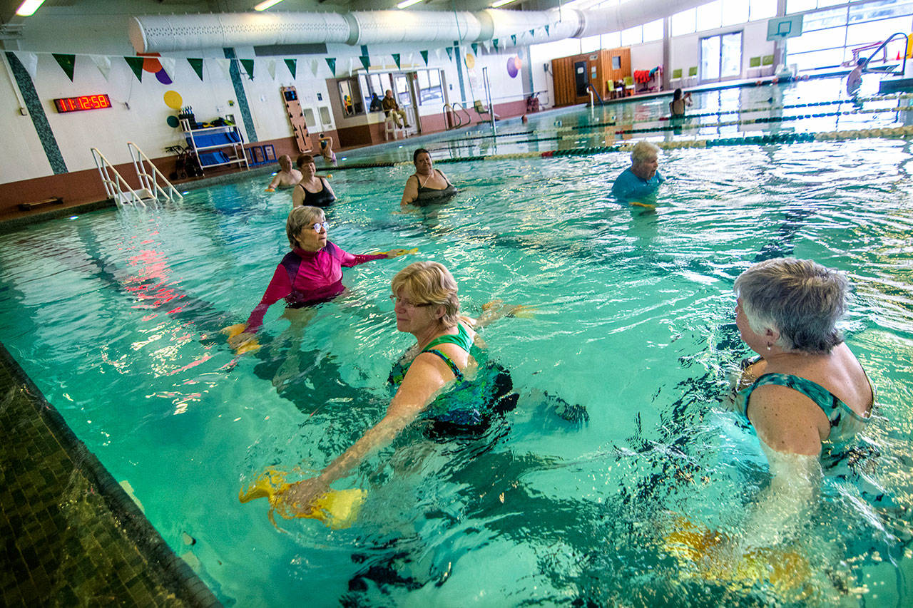 Cash Pool Und Cash Group State Money To Allow Port Angeles Pool To Kick Start