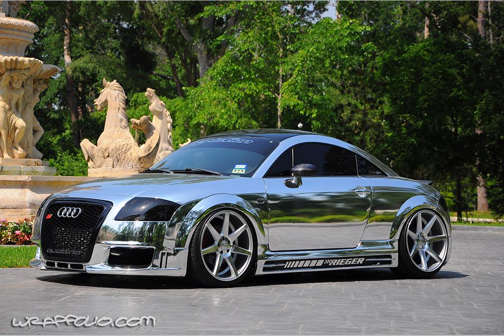 Chrome Web Store Wallpapers Cars Dungstar S 2face Chrome Audi Tt Wrapfolio