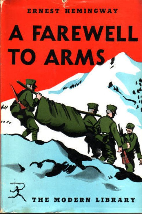 Novel Books For Students A Farewell To Arms