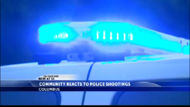 Local Community Reacts To Recent Police Shootings