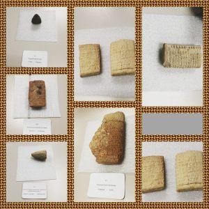 Cuneiform Tablets from DePaul University