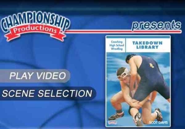video of high school wrestling takedowns