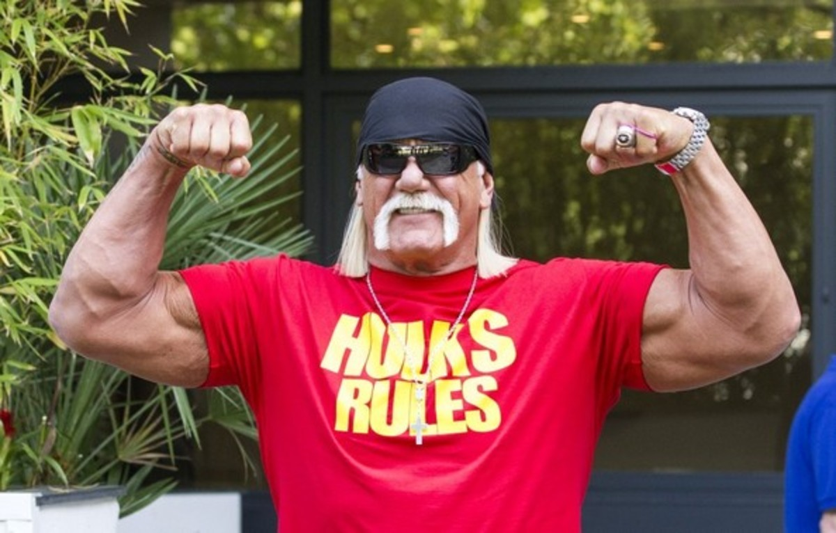 Hulk Hogan Twitter Hulk Hogan Says He Hasn T Spoken W Wwe About Return Wwe