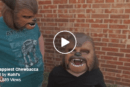A Woman in a Chewbacca Mask Broke a Facebook Record