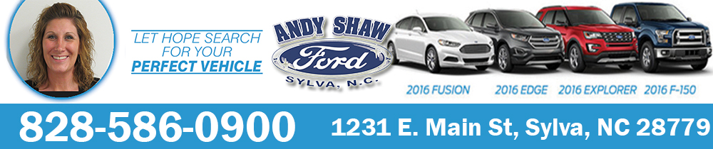 Andy Shaw Ford (June 2016)