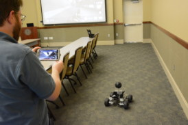 SCC SWAT ROBOT DONATED TO Jackson County Sheriff's Office