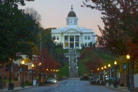 Visitors To Jackson County Spending More