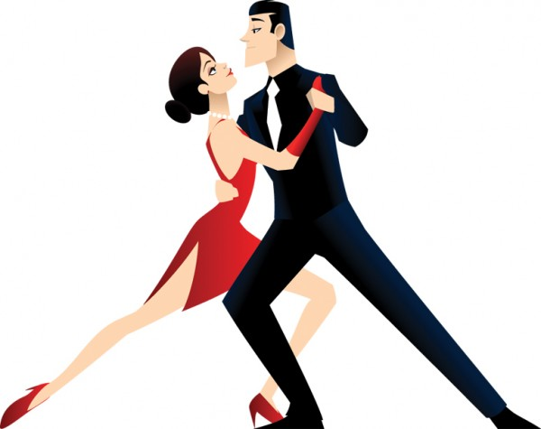 Baile De Salon Tango Dance Classes, Tuesdays, Hollywood Ballroom: Samba, Tango
