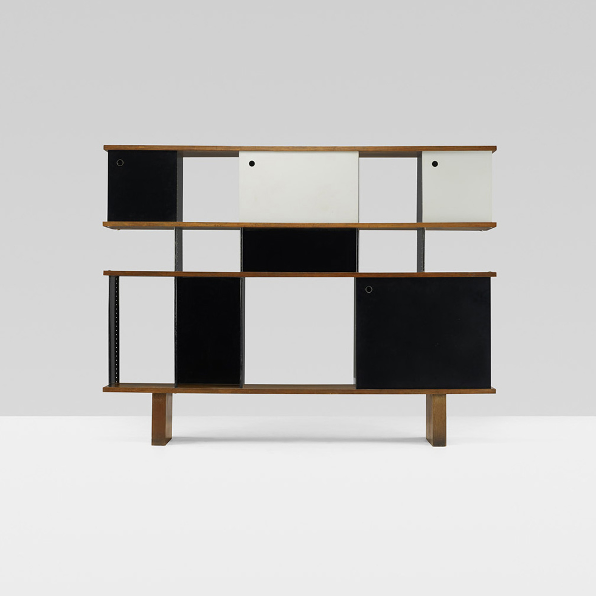 115 Charlotte Perriand Rangement Bibliothèque Important Design 7 June 2012 Auctions Wright Auctions Of Art And Design