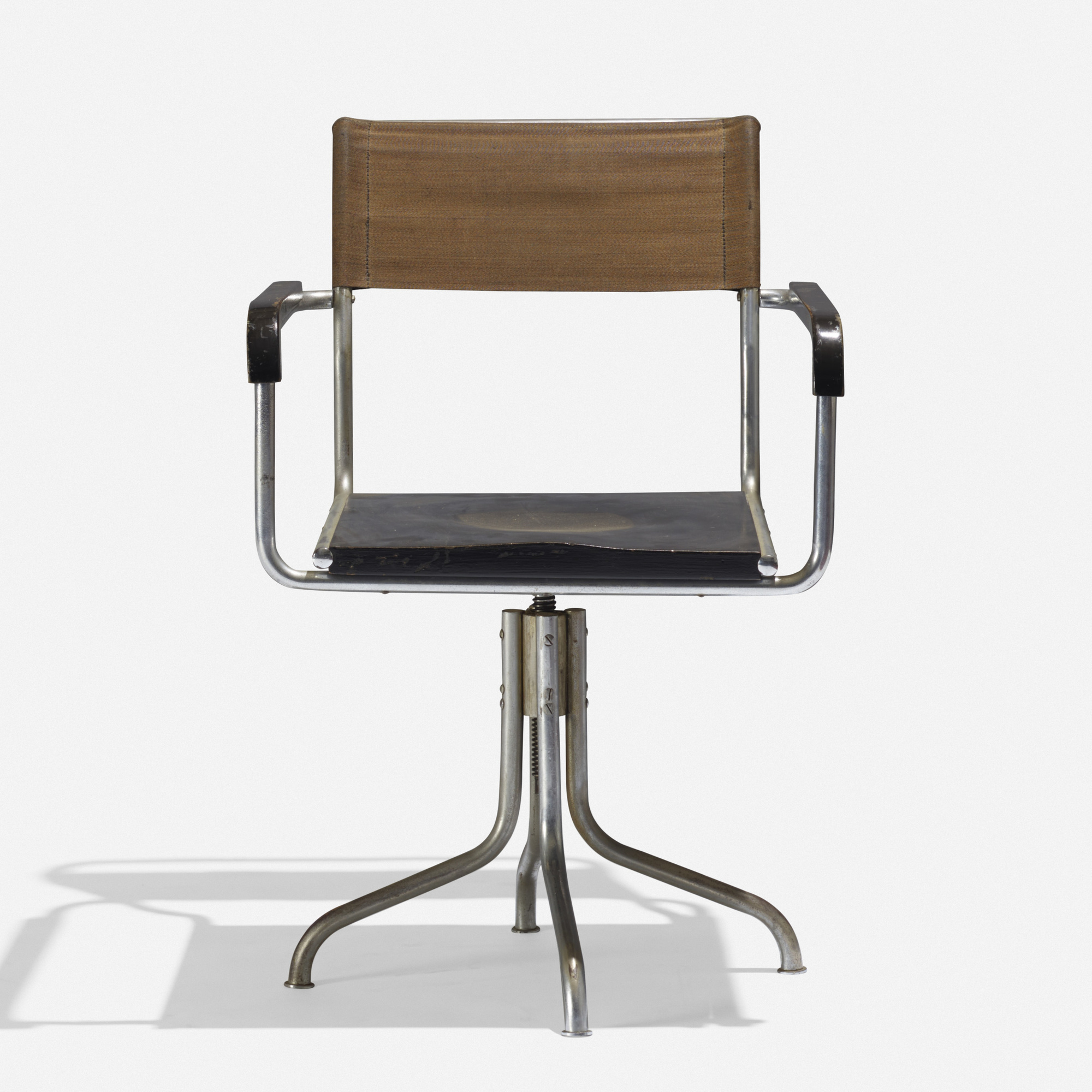 Marcel Breuer 131: Marcel Breuer, Adjustable Armchair, Model B7a < International Style: The Boyd Collection, 7 November 2019 < Auctions | Wright: Auctions Of Art And Design