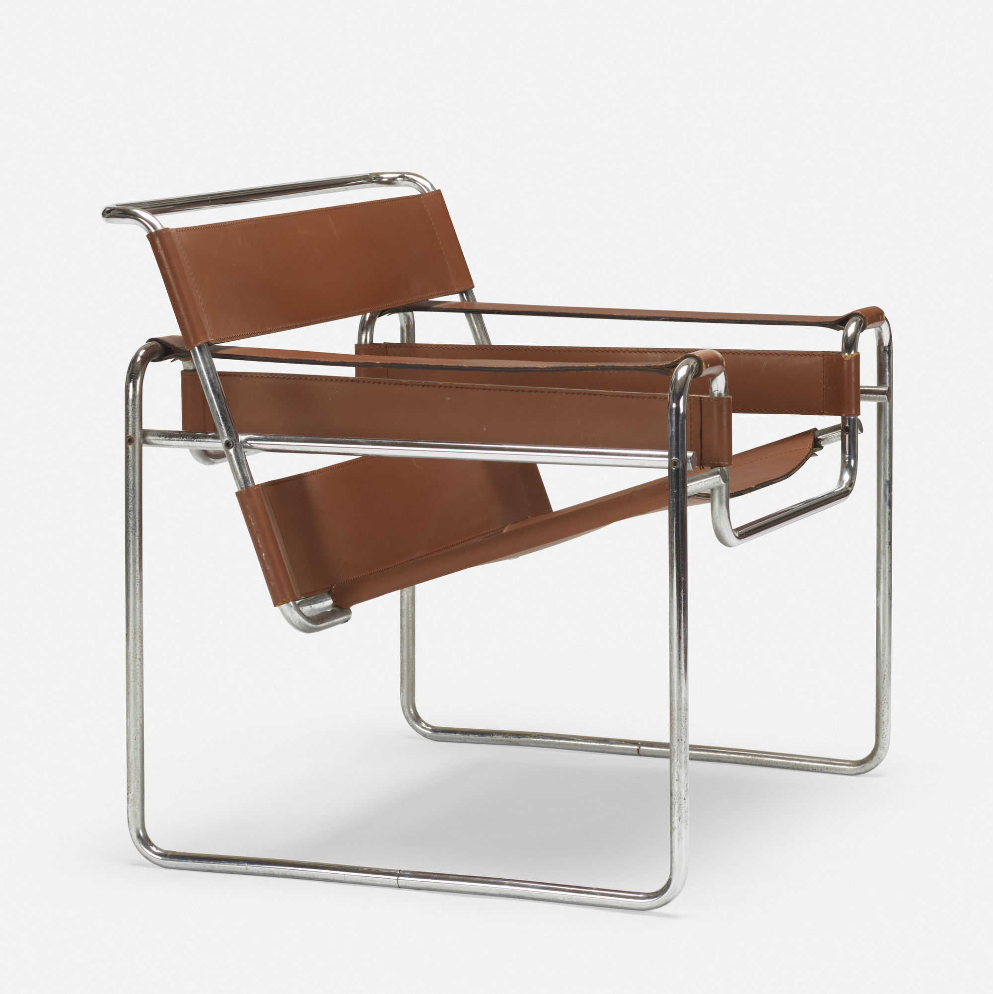 Marcel Breuer 158: Marcel Breuer, Wassily Chair < The Collection Of John M. Hall, 10 September 2020 < Auctions | Wright: Auctions Of Art And Design