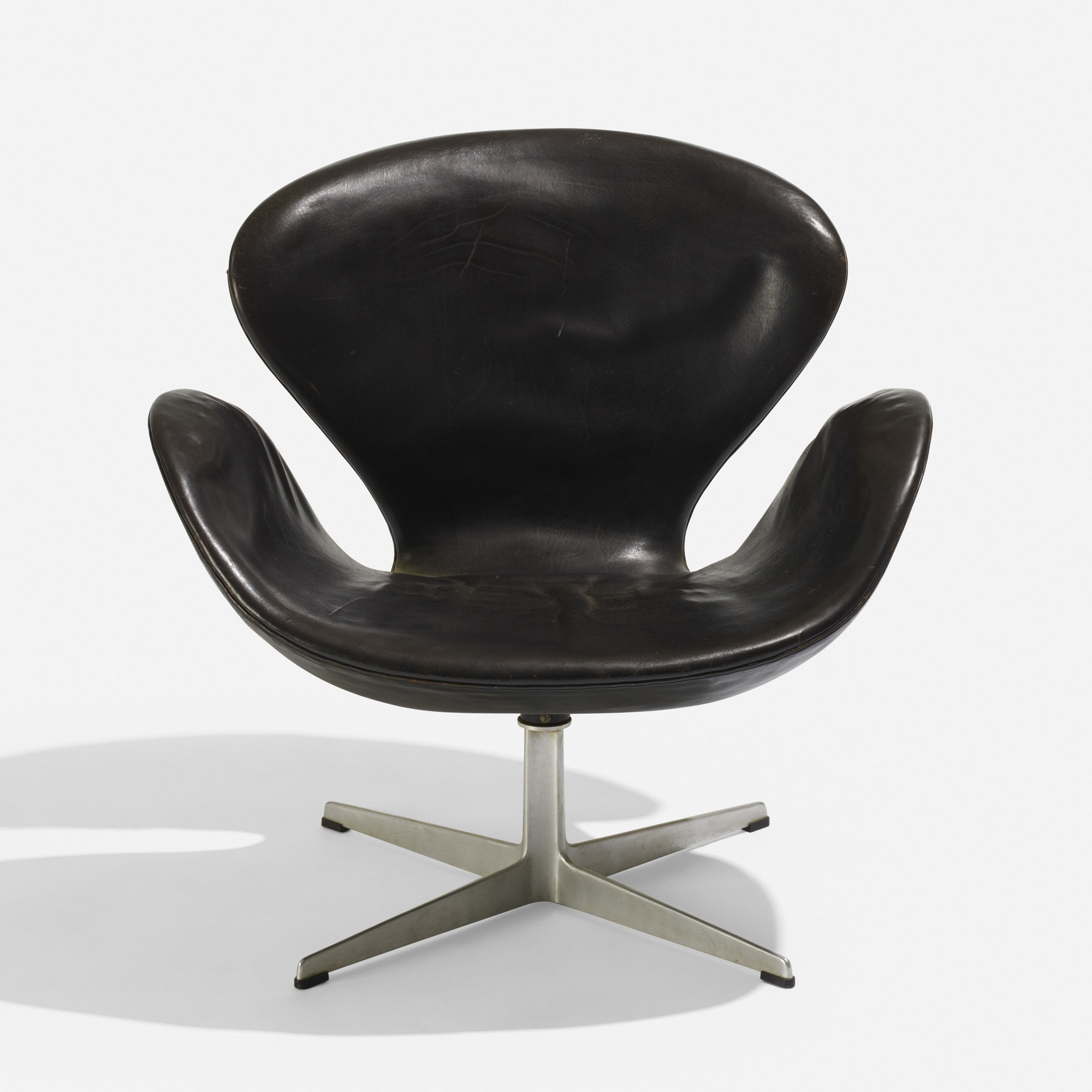 Arne Jacobsen Swan Chair 193: Arne Jacobsen, Swan Chair, Model 3320