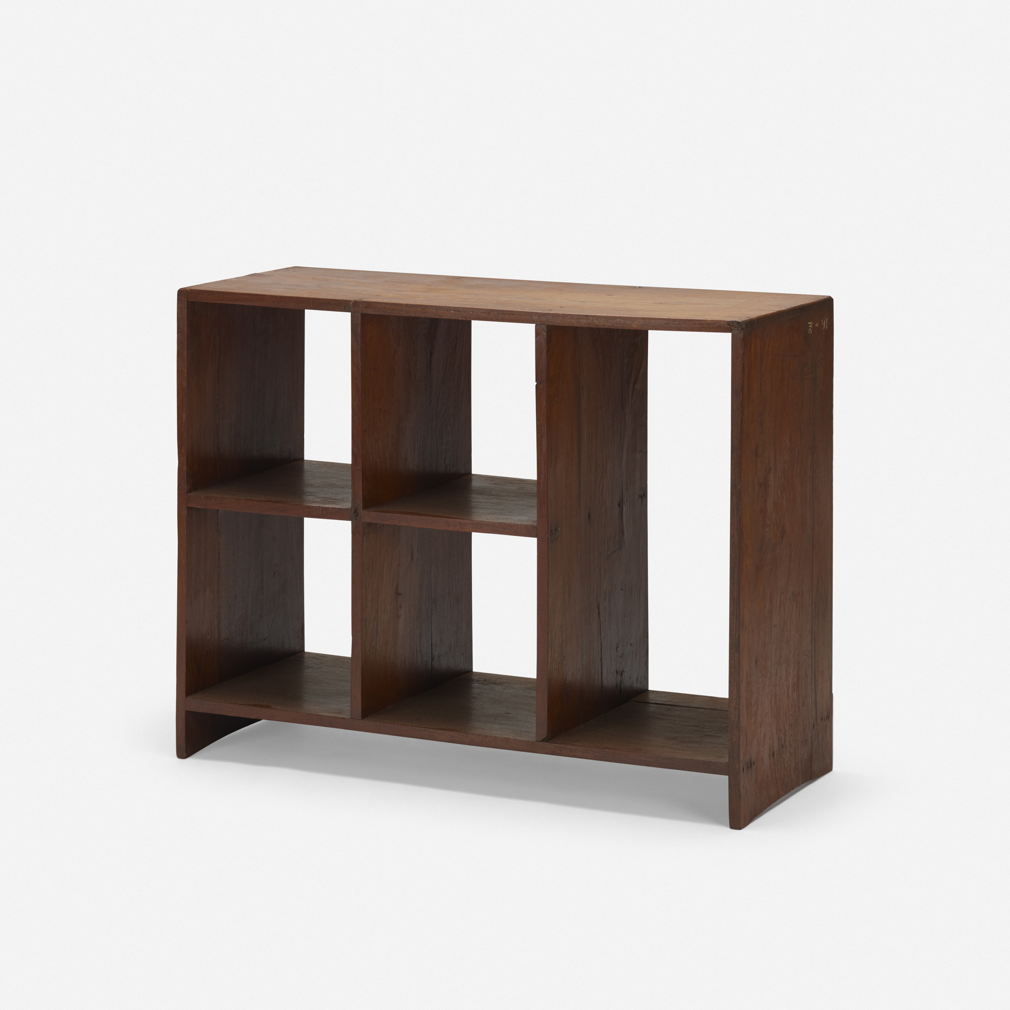 Bibliotheque 70 Cm 233 Pierre Jeanneret File Rack From The Administrative Buildings