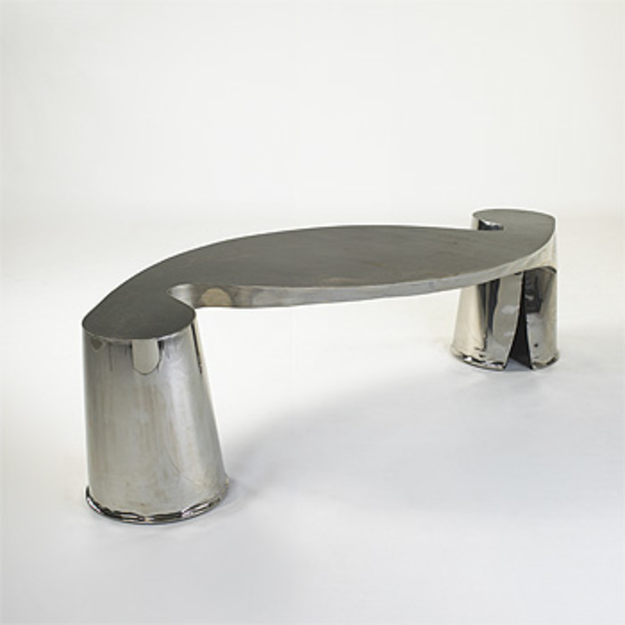 Big Sofa 290 Cm 239 Ron Arad Two Legs A Table Important 20th Century Design
