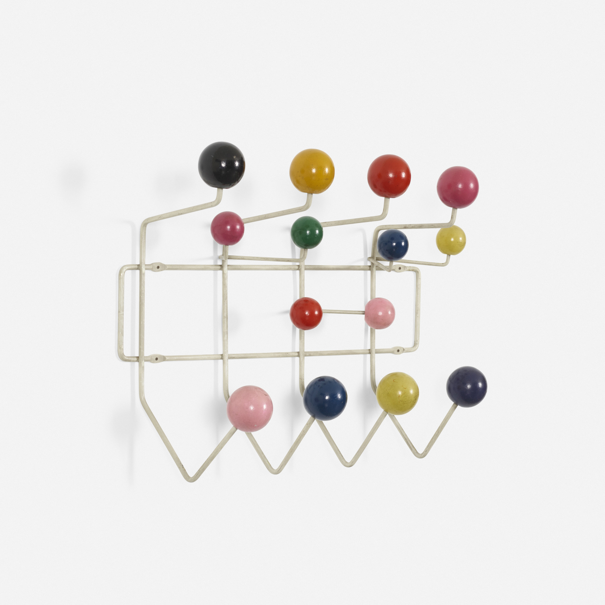 517 Charles And Ray Eames Hang It All American Design 20 September 2018 Auctions Wright Auctions Of Art And Design