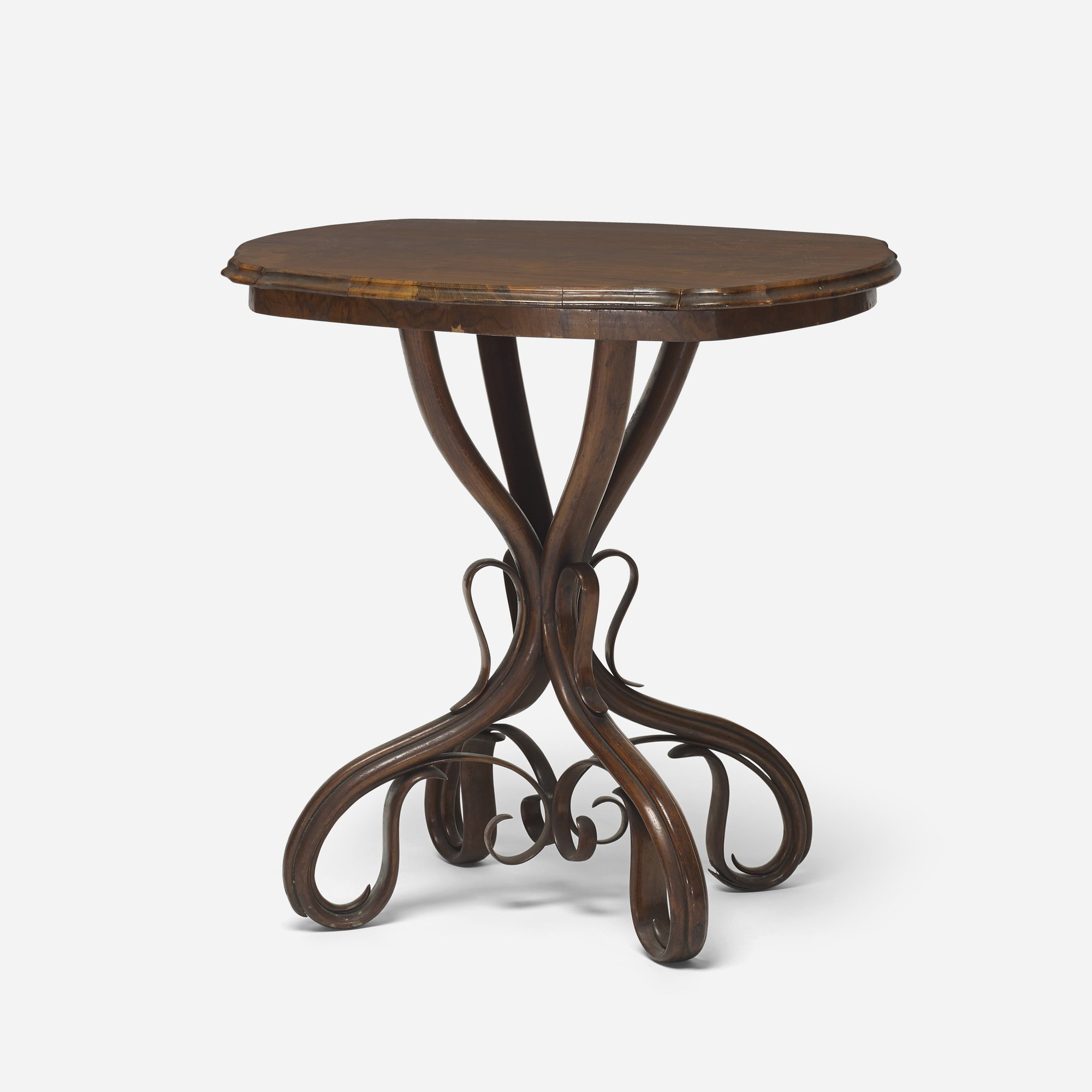 Thonet Michael 637 Michael Thonet Occasional Table Mass Modern 12 July