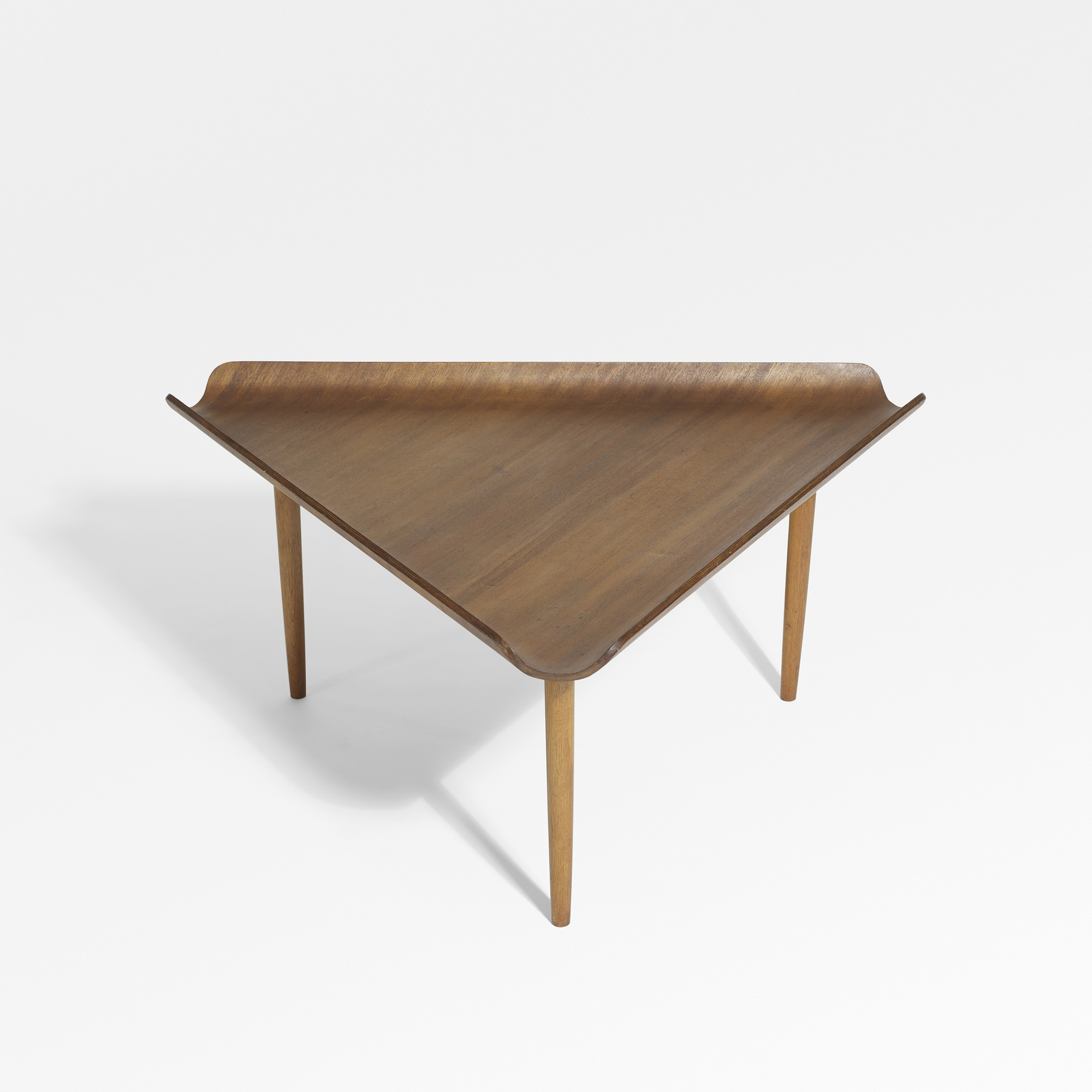 Eames Etr Elliptical Couchtisch Plywood Coffee Table Eames Reproduction Walnut 1 Retro Love