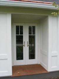 Exterior Door To Open Out? - Carpentry - Contractor Talk