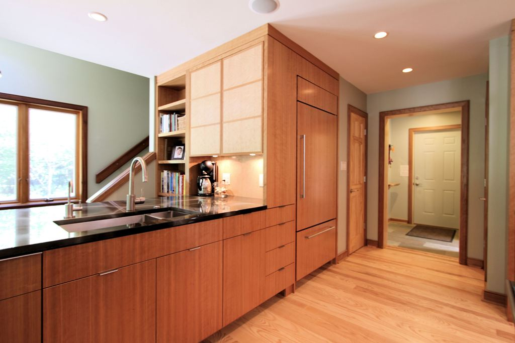 Transform Your Kitchen Cabinets Modern Kitchen Remodel In Indianapolis | Wrightworks Llc In