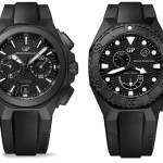 Girard-Perregaux Sea Hawk and Hawk Ceramic